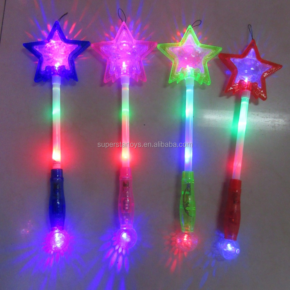 Led Glow Sticks 5170722 34 Led Party Star Glow Stick Shape Flashing Stick Party Toys Buy Led Star Light Stick Electric Glow Sticks Building Sticks Toy Product On