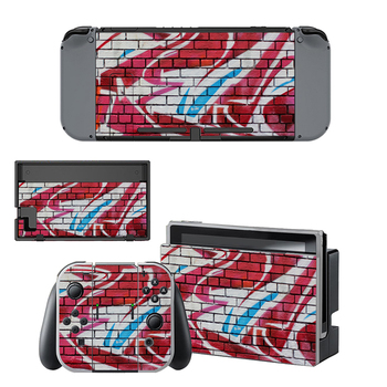 Wholesale Decal Sticker Skin Wrap Templates For Nintendo Switch