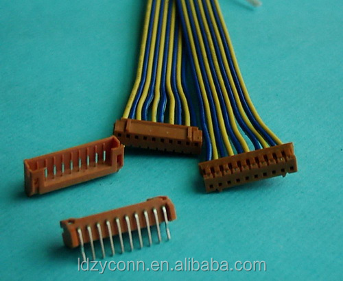 11 Pin 20mm Wire To Board Car Steering Wiring Harness Replaces Jae