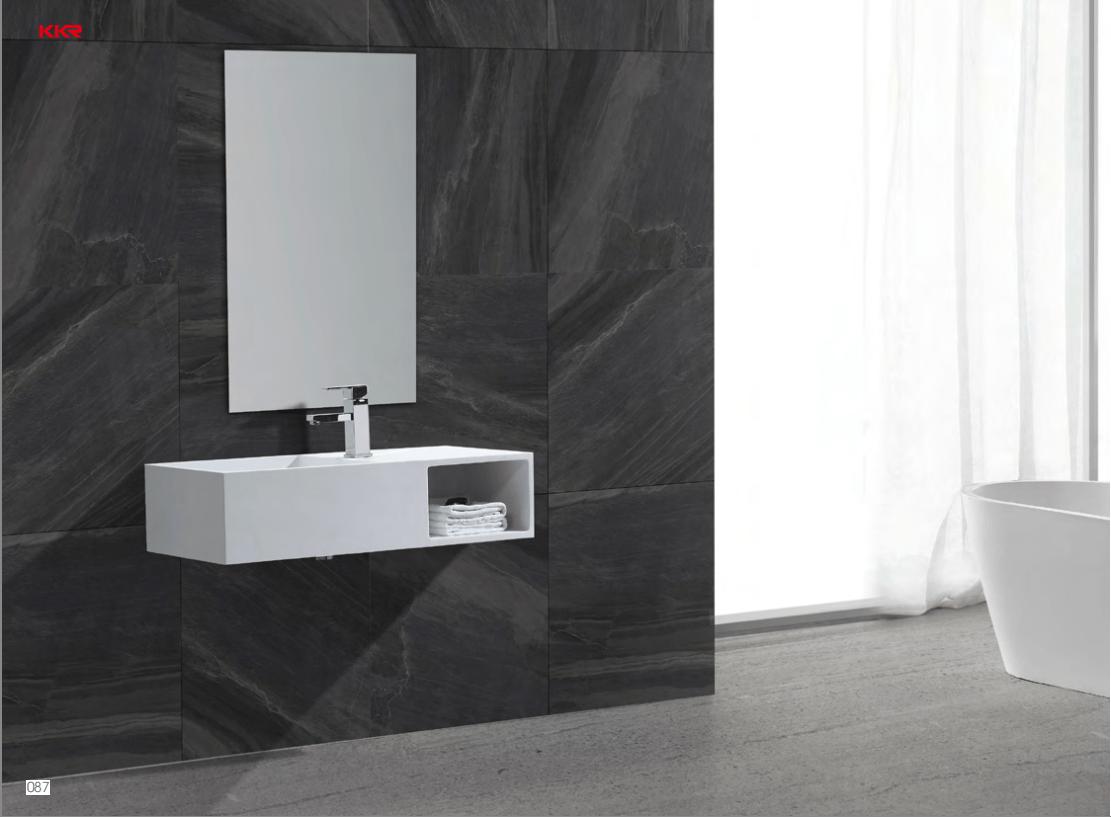 Wastafel badkamer ontwerp een badkamer ontwerpen is soms gewoon