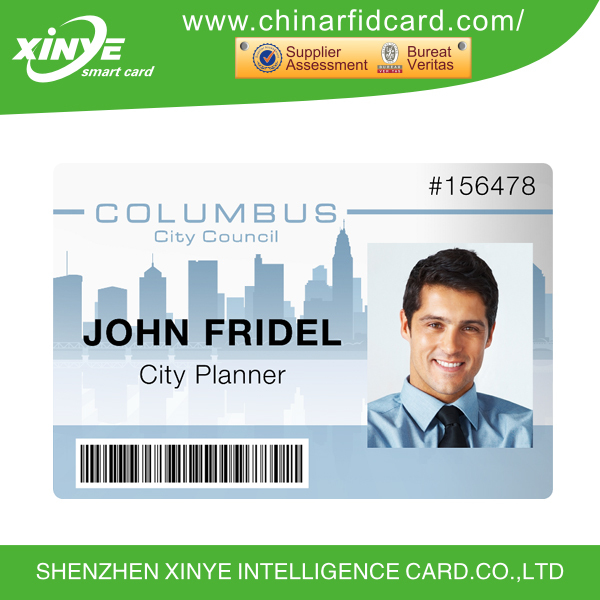 pvc printed sample employee id cards, View employee id cards, xinye - sample id cards