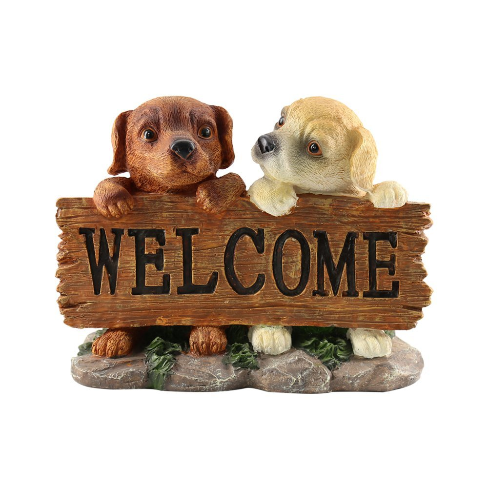 Welcome Statues Garden Cheap Dog Welcome Statue Find Dog Welcome Statue Deals On Line At