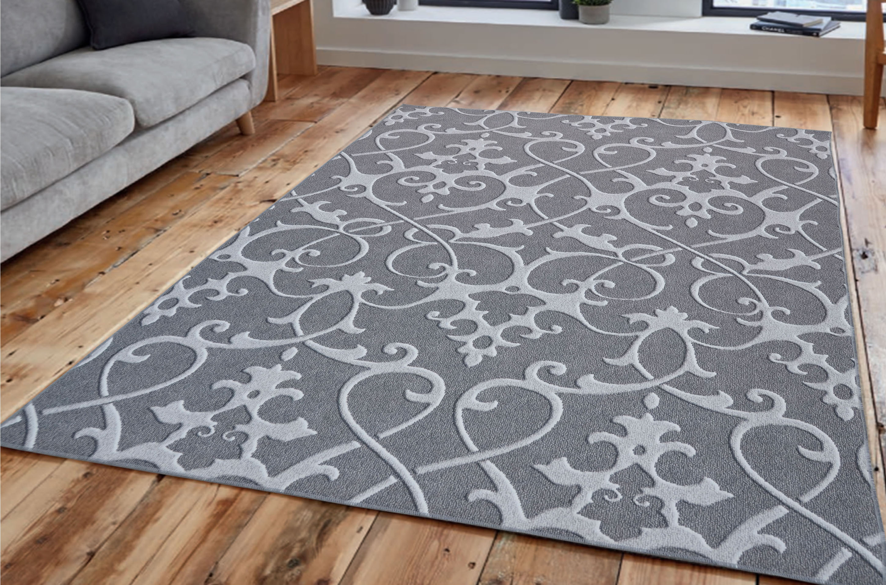 Modern Living Teppich Polyester House Alfombra Modern Microfiber Tufted City Life Extra Large Teppich Buy Polyester Soft Carpet Teppich Rug Modern Rugs For Living Room