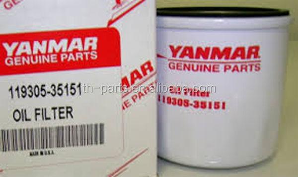 Yanmar Fuel Filter 119305-35151 For 3tnv76 - Buy 119305-35151