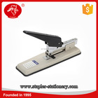 Top selling stationery for heavy duty steel stapler 100 sheets capacity