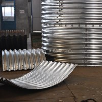 Corrugated Steel Pipe End Sections Corrugated Steel Pipe ...