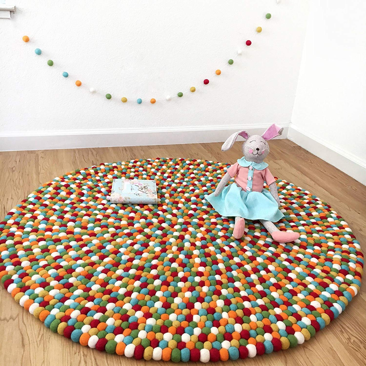Children's Floor Rugs Cheap Pom Rug Find Pom Rug Deals On Line At Alibaba