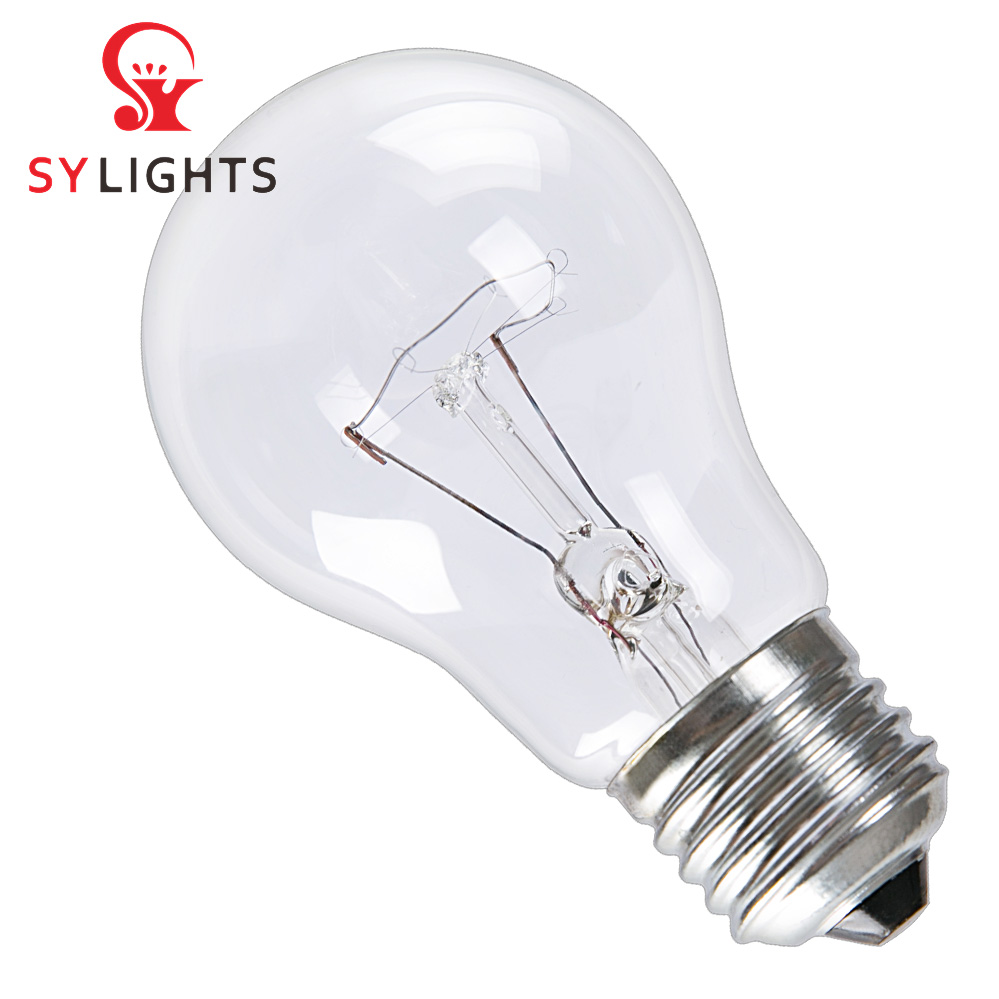 Glass Edison Lamp China Glass Shell Bulb 220v 110v A55 A60 100w Tungsten Edison Lamp Buy Edison Bulb Incandescent Bulb 100w Edison Bulb Product On Alibaba