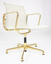 Gold Desk Chair - Chairs Model
