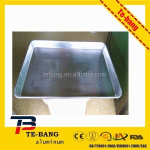 Bakers and Chefs Half Size Aluminum Sheet Pan