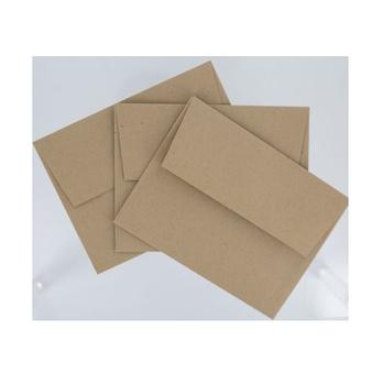 A2 Invitation Envelopes - Basic Fiber-speckle Kraft - 250 Pk 43 Out