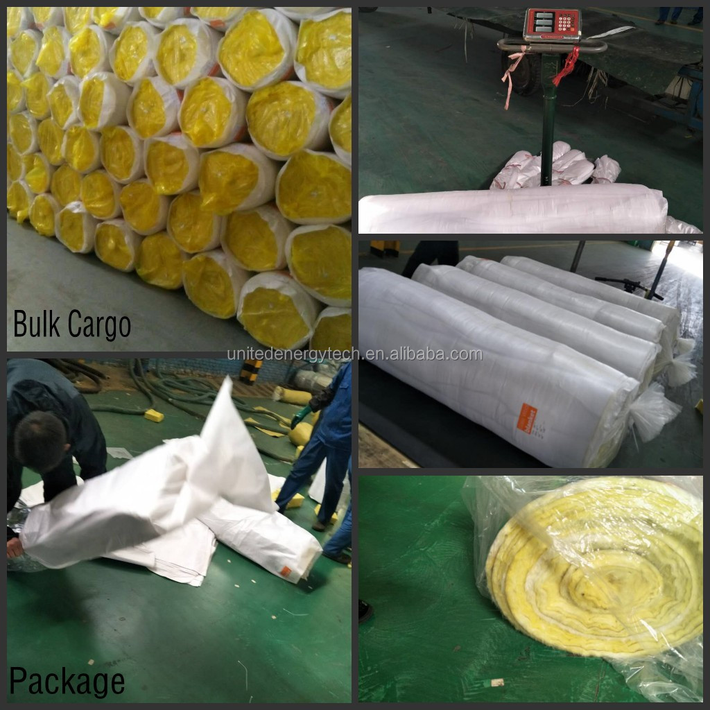 Foil Insulation Blanket Natural Non Flammable Glass Wool With Aluminium Foil Insulation Blanket Buy Non Flammable Glass Wool With Aluminium Foil Natural Glass Wool