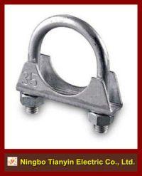 U bolt pipe clamp, View U bolt pipe clamp, tianyin Product ...