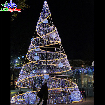 Large Outdoor Christmas Wholesale Artificial Christmas Tree - Buy