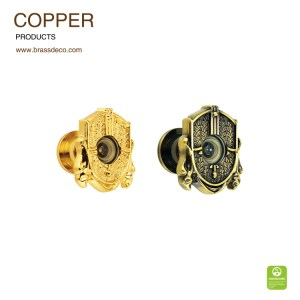 China supplier copper door viewer CE918 with high quality