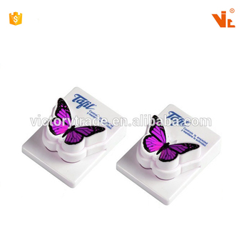 V-gf11-04 Office Stationary Butterfly Shape Giant Magnetic Paper