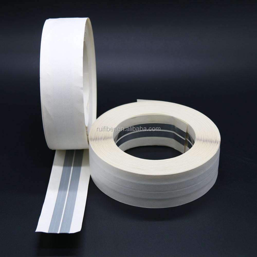 Drywall Paper Tape Aluminium Metal Drywall Joint Flexible Paper Corner Reinforcer Tape Buy Aluminium Metal Flexible Metal Corner Tape Drywall Joint Flexible Paper
