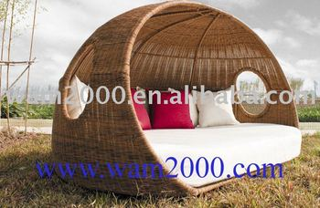 Patio Aluminum Pe Rattan Sunbed For Outdoor Buy Outdoor