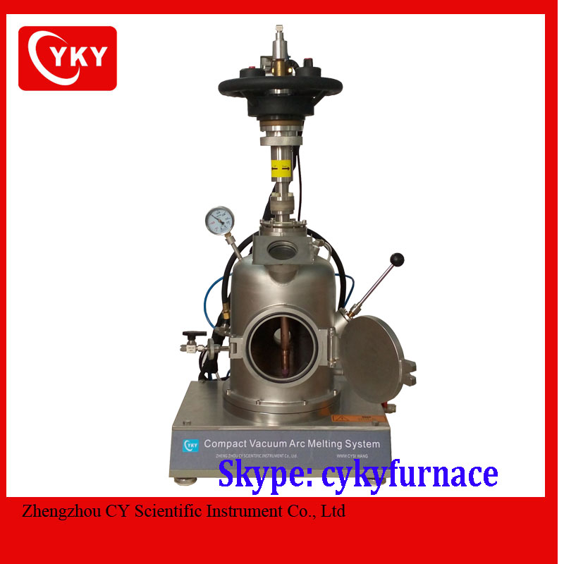 Compact Vacuum Arc Melting Furnace For Smelting Metal