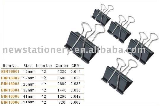 15mm Binder Clips