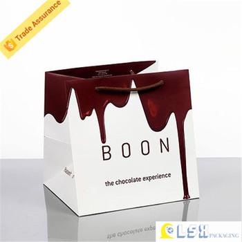 Handmade Paper Bags Designs Kraft Paper Bag For Shopping - Buy