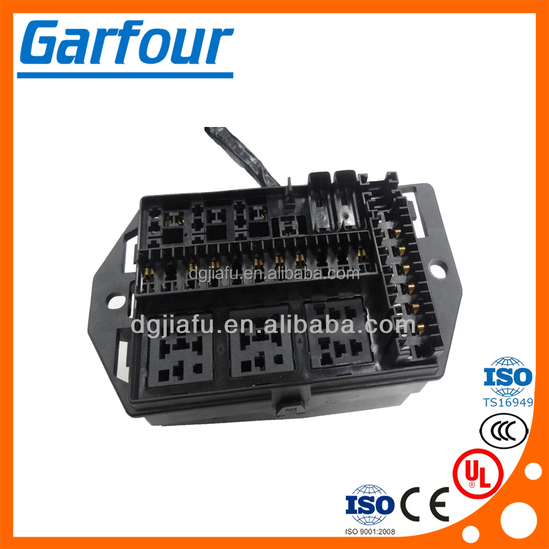 High Quality Automotive Fuse And Relay Box
