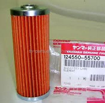 Yanmar Fuel Filter 124550-55700 For 3tnv76 - Buy 124550-55700