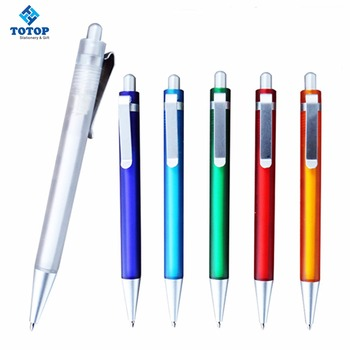 Classical Style Ball Pen Liquid Chalk Pen Novelty Advertisement