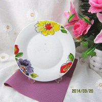 Bulk White Ceramic Dinner Plates,Custom Made Dinner Plates ...