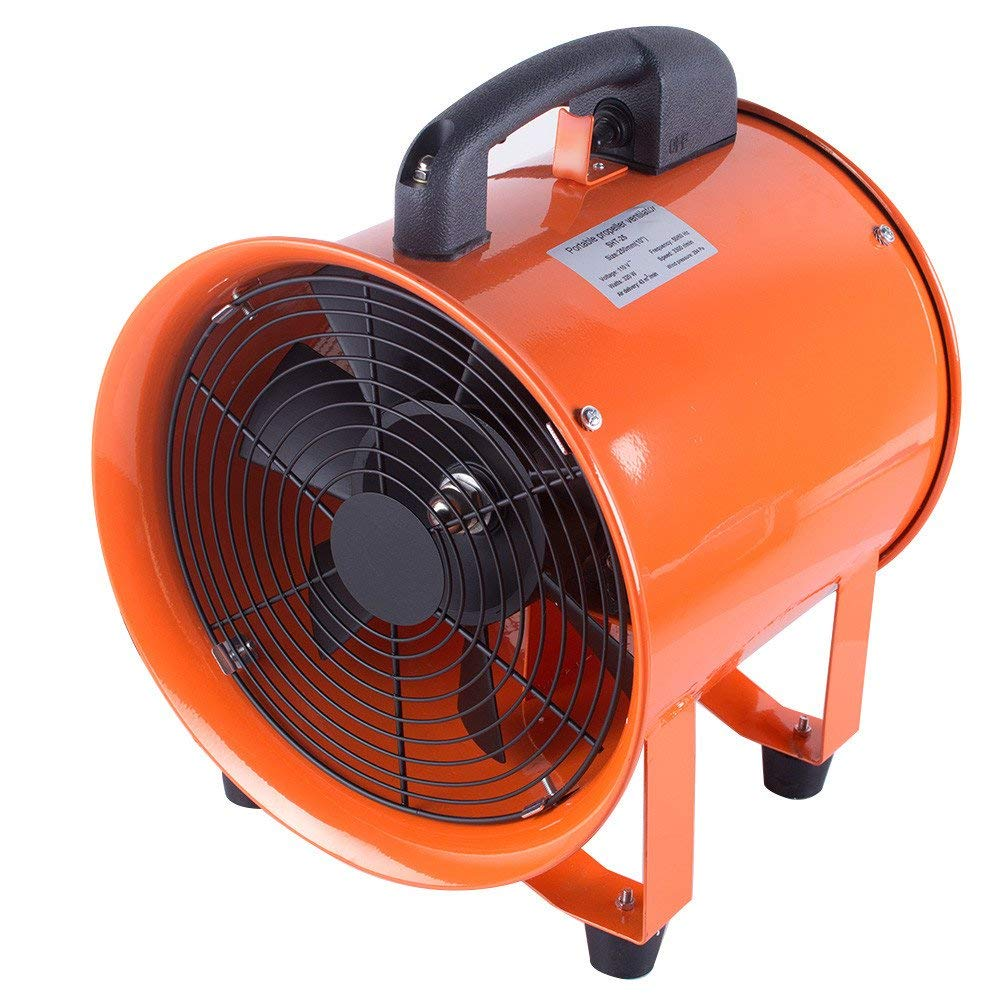 Garage Workshop Fan Buy Zorvo Industrial Fan 10 Inch Air Mover Carpet Dryer Blower