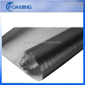 cheap aluminum roofing material / heat resistance roofing insulation foil