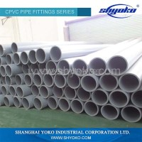 Custom High Quality 6 Inch Diameter Pvc Pipe