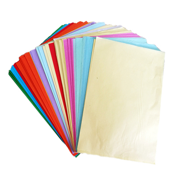 Fancyco Colored Manifold Paper And Writing Paper - Buy Colored Paper - colored writing paper
