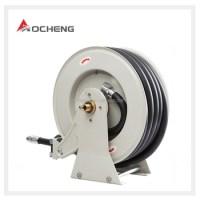 15m Auto Rewind Diesel Fuel Hose Reel / Industrial Hose