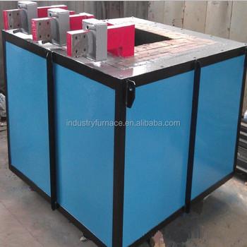 Immersed Electrode Salt Bath Furnaces Melting Furnace For