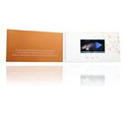"Custom Business 2.4"" 4.3"" 5"" 7"" 10'' LCD Video Brochure"