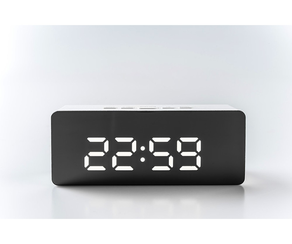 Digital Clock For Sale 2018 Hot Sale Digital Led Mirror Table Alarm Clock With 2 Levels Brightness Buy Mirror Led Table Clock Mirror Desk Alarm Clock Mirror Clock Product