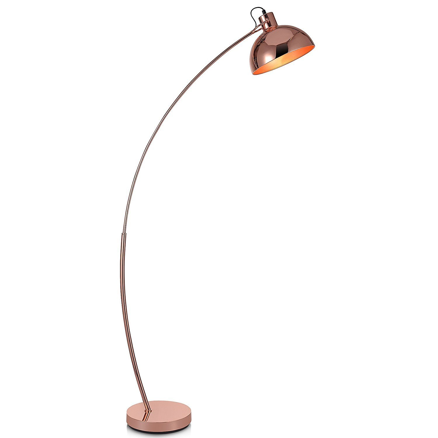 Gold Floor Reading Lamp Buy Versanora Arco 63