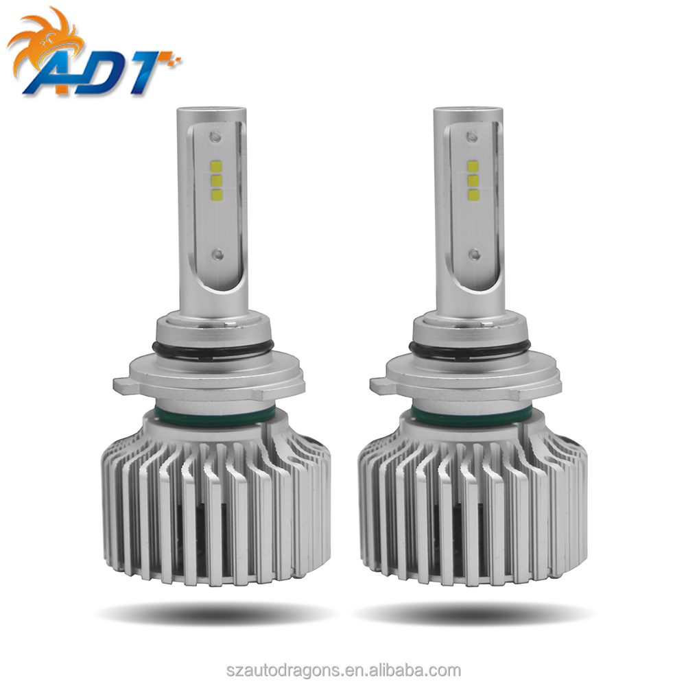 Luce Led H4 60w 8000lm Cool White Led Conversion Kit T5 Series H4 H7 H11 H8 H9 Fog Light Bulbs Extremely Bright 6 X Csp Led Headlight 6000k Buy Led Conversion