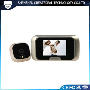 2.8 Inch Electric Security Front Eye Door Peephole DVR Camera for Home-802