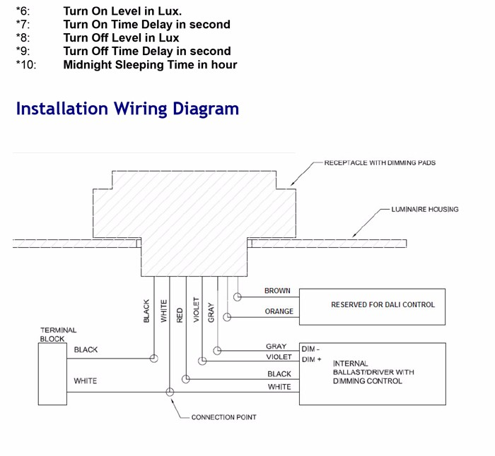 wiring photocell 277vac auto electrical wiring diagram to one switch wiring diagram 4 lights street light photocell wiring diagram 37 wiring diagram