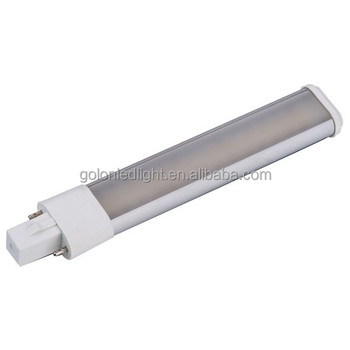 6w G23 Led Pl Lamp Replace Pls 11w 13w Gx23 2g7 2gx7 Option G23 Socket Led Bulb Buy G23 Led Pl - G23 Led