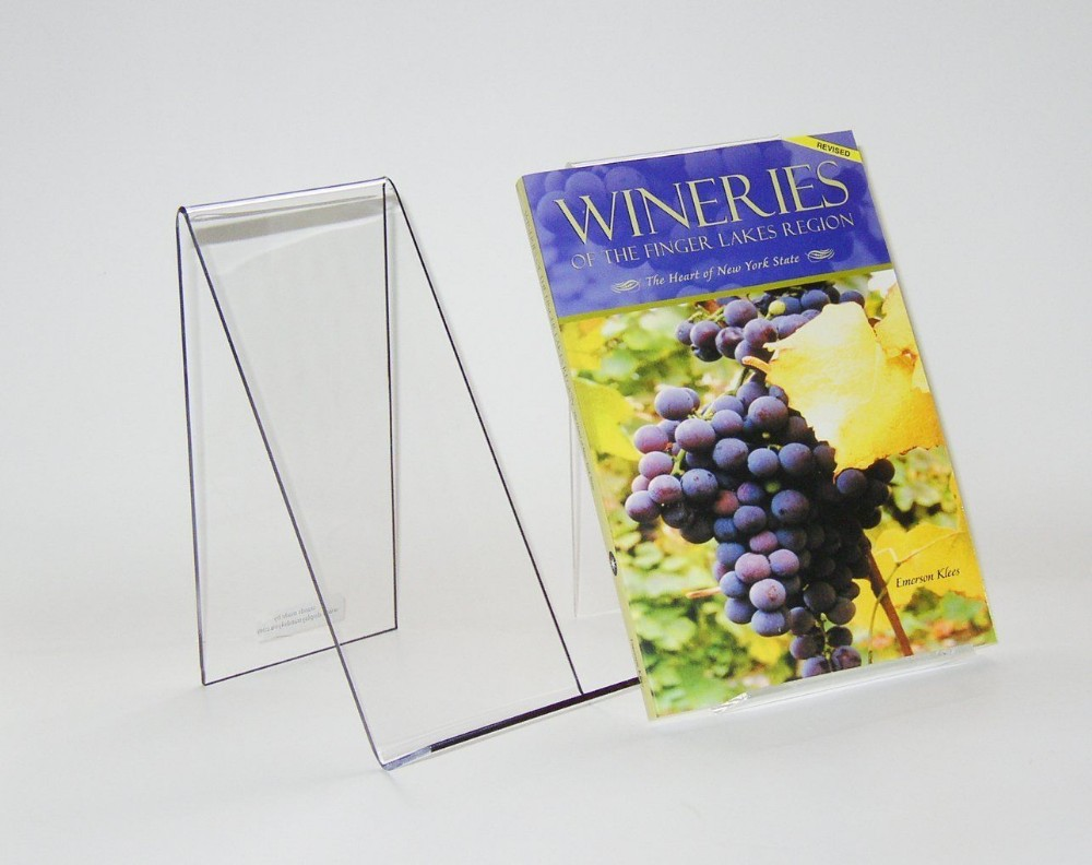 Book Display Stand Eco Friendly Transparent Good Quality Wholesale Single Book Display Stand Buy Single Book Display Stand Eco Friendly Transparent Single Book Display