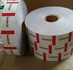 Quality printed food packaging aluminium foil composite paper