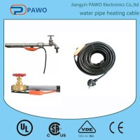 Eletric Pvc Pipe Heating Cable For Heating Plastic Pipe ...