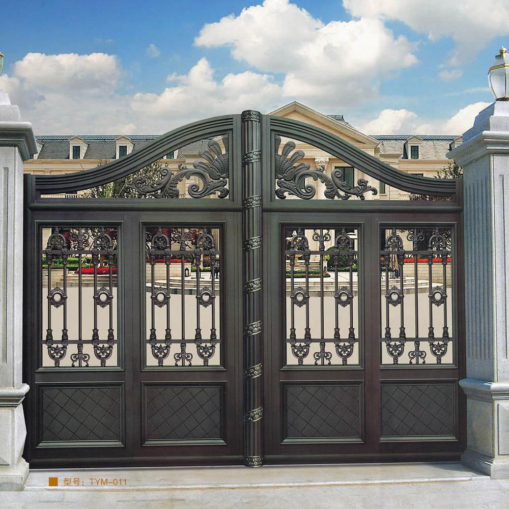 School Gate Entrance Designs Pictures