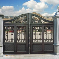 School Gate Entrance Designs Pictures