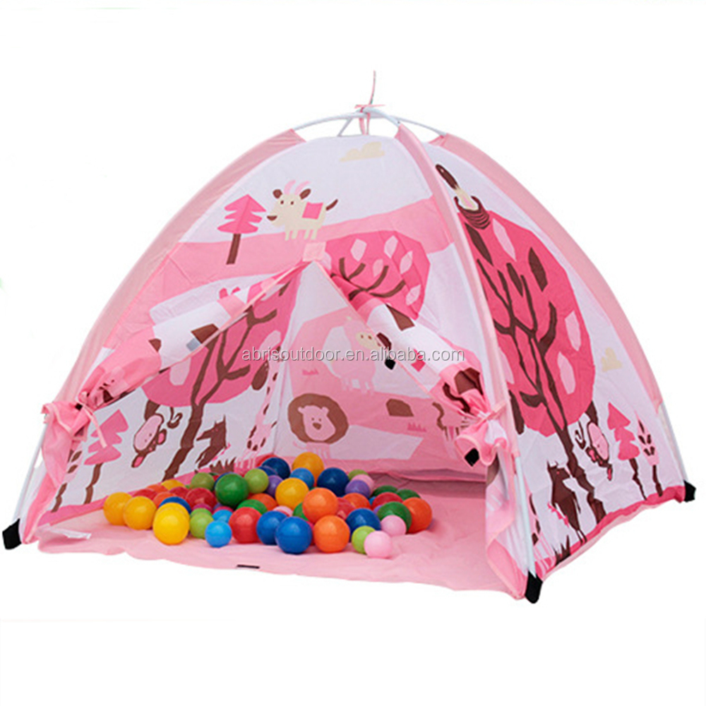 Kids Play Tent Kids Play Tent For Indoor And Outdoor Single Layer And Sports Toys Polyester Material Kids Tent Packagecarrybag View Foldable Tent For Kid Abris