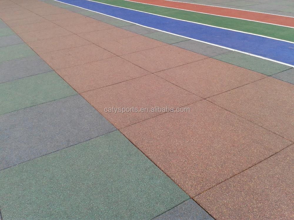 Prezzo Di Fabbrica Basket In Gomma Pavimento Pavimenti In