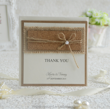 First-class Handmade Wedding Invitation Card Designs For Friends